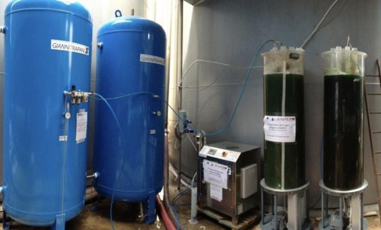 """La startup siciliana che """"imbottiglia"""" l'anidride carbonica e produce metano"""