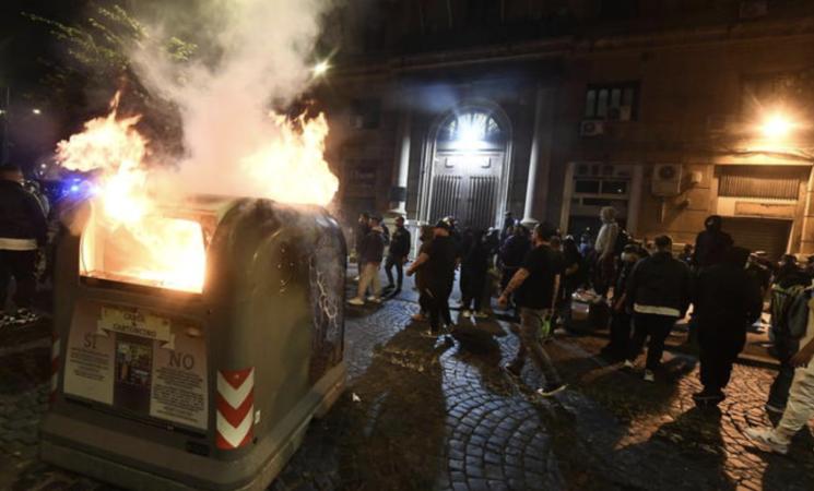 Coronavirus, ora la destra estrema pianifica disordini a Torino
