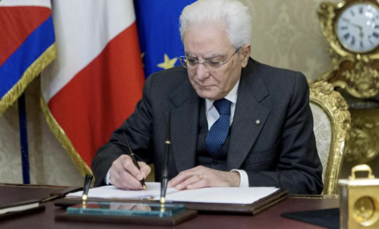 """Covid, Mattarella """"Servono alleanze globali per il vaccino"""""""