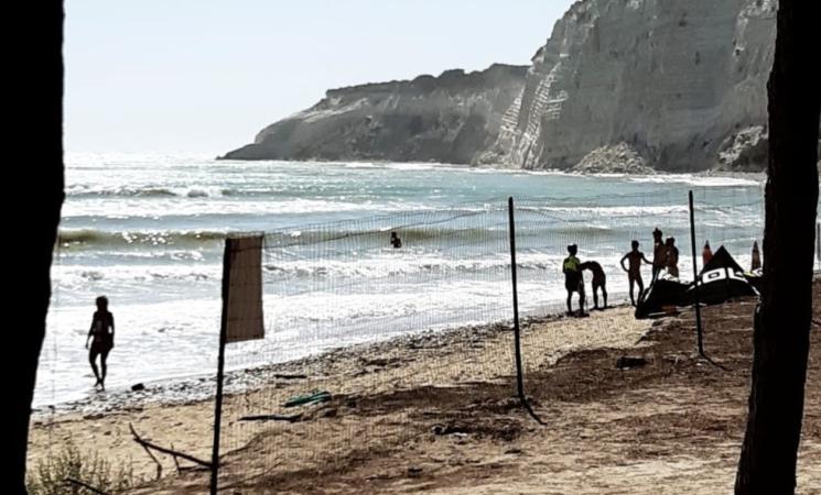 Erosione, a Eraclea Minoa si rivedrà la bellissima spiaggia