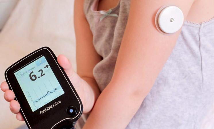 """Diabete """"tipo 2"""", anche in Sicilia sensori gratis"""