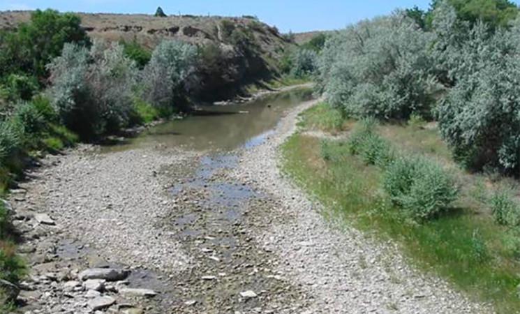 La doppia Italia dei fiumi: in piena nel Nord, semivuoti al Sud
