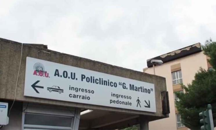 UniME stop alle attività  didattiche in presenza al Policlinico