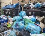 Isola delle Femmine, protestano lavoratori servizio raccolta rifiuti