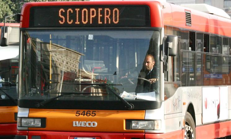 Trasporti, sciopero generale dei trasporti venerdì 23ottobre in tutta Italia