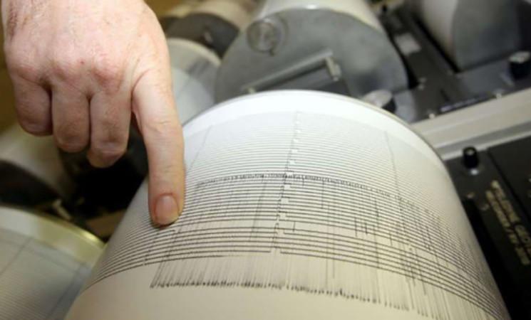 Terremoto al largo della costa nord della Sicilia