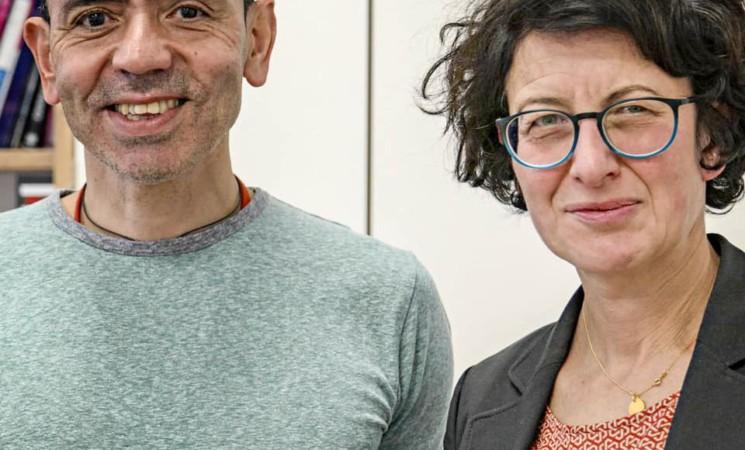 Covid, una coppia  di scienziati di origine turca ha ideato il vaccino