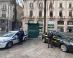Palermo, sequestrato chiosco abusivo in piazza San Domenico