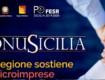 Bonus Sicilia, 125 mln a fondo perduto per 58 mila imprese