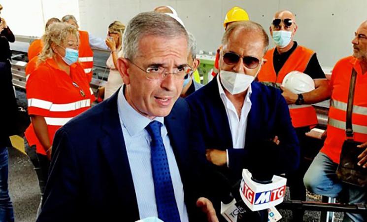 Rosario Fresta è il nuovo presidente di Ance Catania. Gli auguri di Falcone