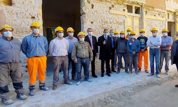 Palermo, ex ospedale militare diventa polo dei Carabinieri