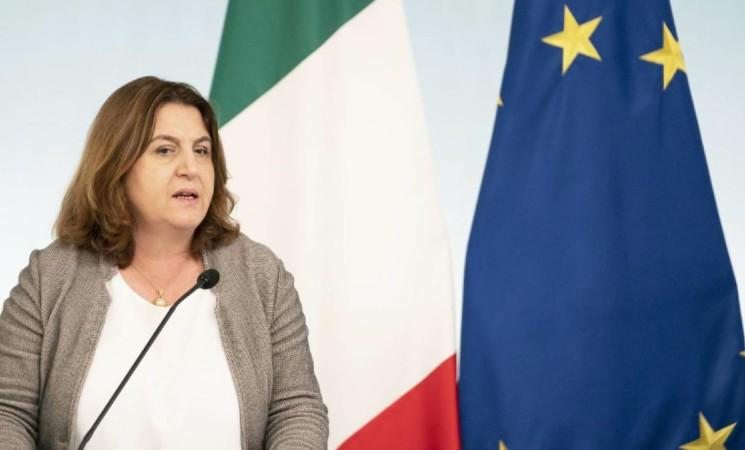 """Catalfo partecipa evento Unicef per il lancio della """"Garanzia infanzia"""" europea"""