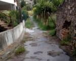 Villafranca Tirrena, si interviene per la messa in sicurezza del centro abitato