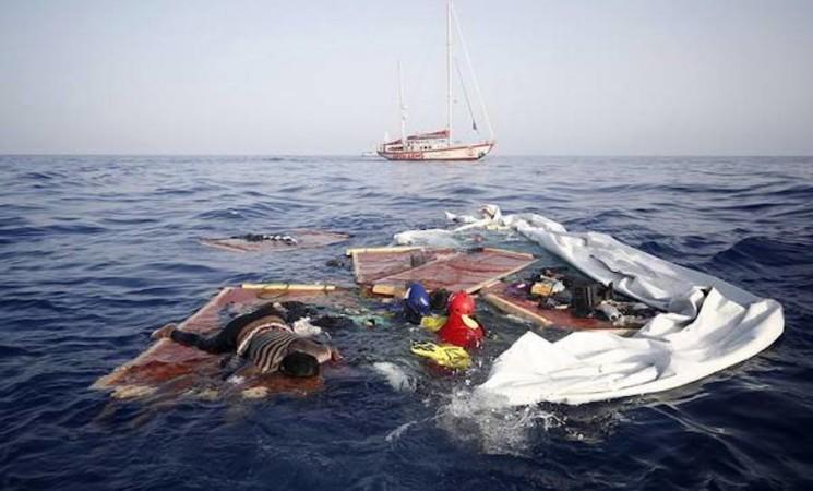 Onu, almeno 74 migranti annegati al largo della Libia