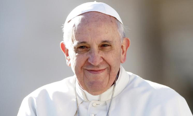 """Papa Francesco, in famiglia saper dire """"permesso"""", """"grazie"""" e """"scusa"""""""