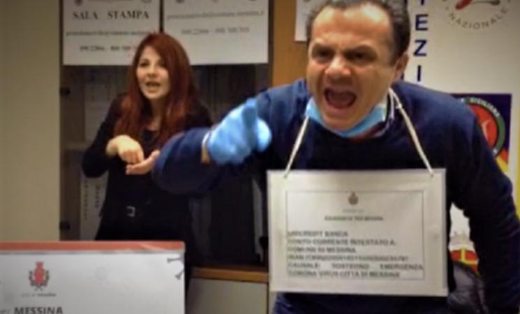 Coronavirus, il sindaco di Messina, le scuole restano chiuse