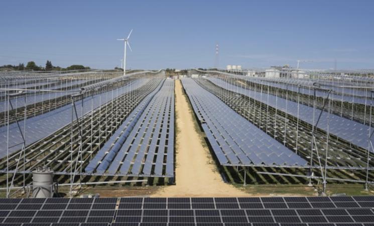 Sicilia, impianti integrano solare a concentrazione e fotovoltaico