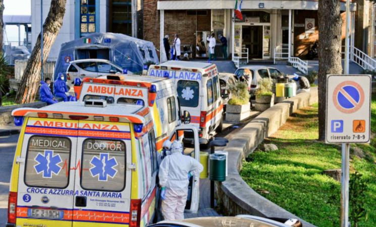 Coronavirus, per gli operatori della Sanità ospedali al collasso