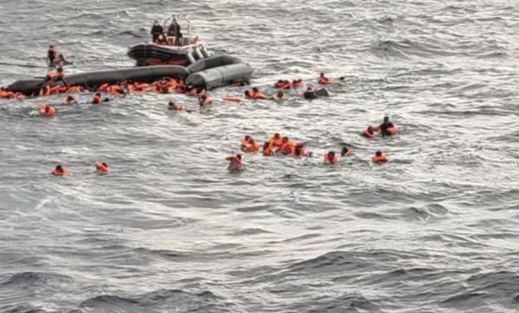 Migranti, nuove stragi in mare, Open Arms a Trapani