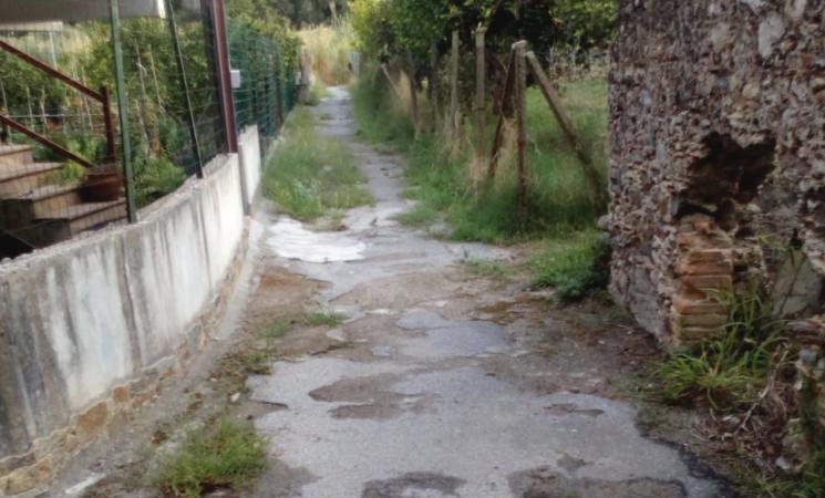 Dissesto idrogeologico, in sicurezza il centro abitato di Villafranca Tirrena