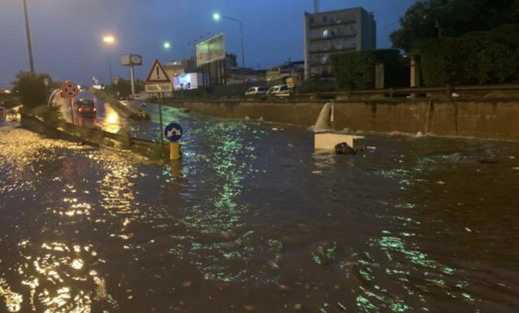 Maltempo, ancora piogge e temporali su tutta la Sicilia