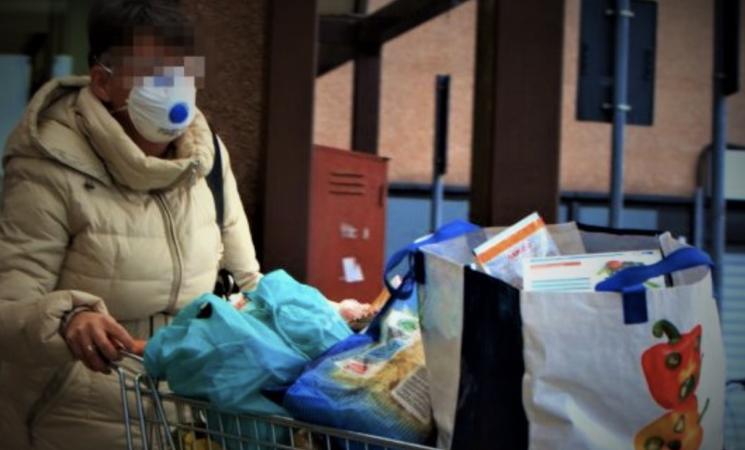 Coronavirus e consumi, drastico calo, la Sicilia perde ancora terreno