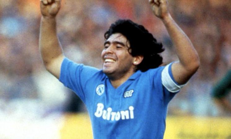 Il calcio mondiale dice addio al leggendario Diego Maradona