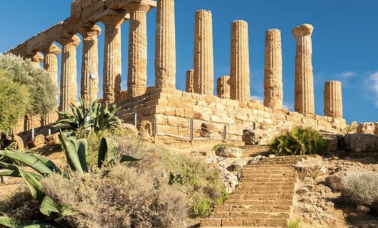 Beni culturali: 1 milione per i siti Unesco della Sicilia