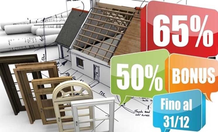 """Appello Filiera costruzioni: """"Più tempo per i bonus edilizia"""""""