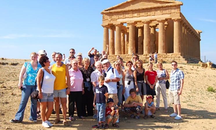 Turismo, bando 4 mln per le guide turistiche siciliane