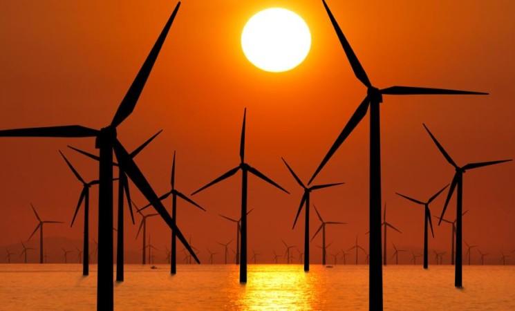 Parco eolico da 9 miliardi in mare aperto in Sicilia