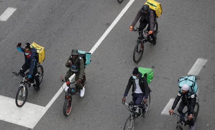 Riders: contratto di lavoro al dialogo di governo, sindacati e aziende