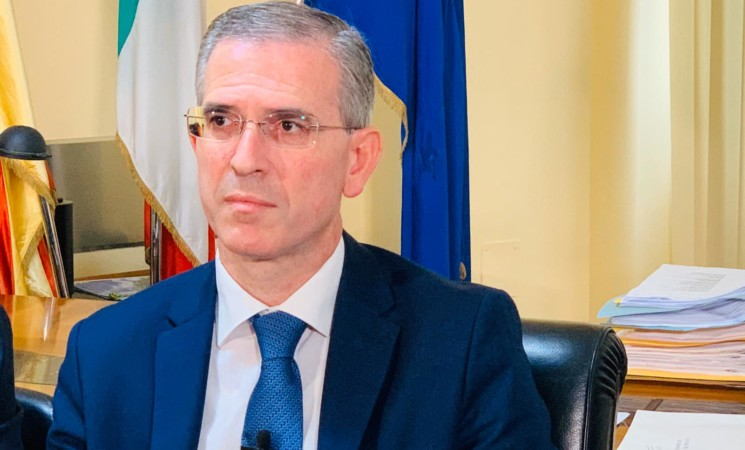 """Recovery fund, Falcone: """"inserite anche opere del siracusano"""""""