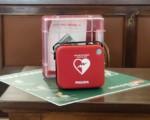 Catania in piazza Nettuno un defibrillatore dedicato a Salvo D'Antone