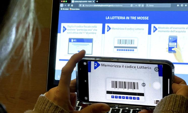 Lotteria degli scontrini: guida per chi vende e per chi compra