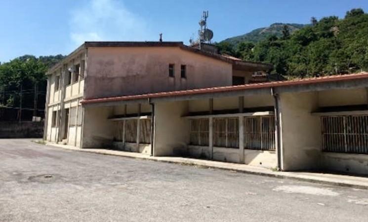 """Regione Siciliana, messa in sicurezza dell'istituto """"Lombardo"""" di Tortorici"""
