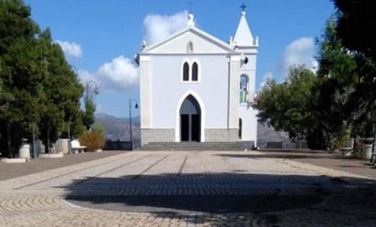 Limina, si consolida la chiesa di San Filippo