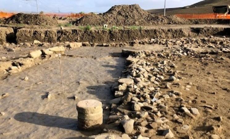 Beni culturali, scoperto insediamento del I secolo a Vallelunga