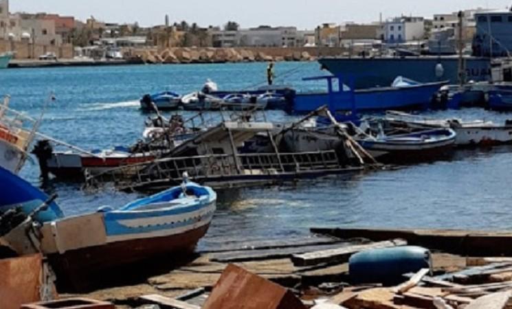 """Lampedusa, """"Carrette del mare"""", dichiarato stato di crisi"""