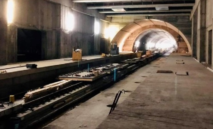Circonvallazione, riapre il tratto stradale interessato dal cantiere Metro