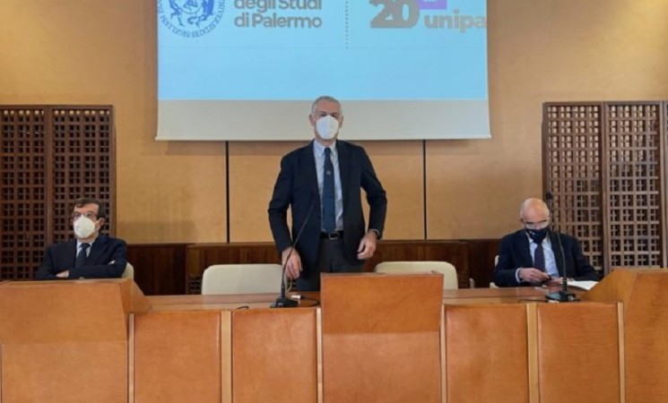"""Università Palermo, Micari """"momento di crescita verso il futuro"""""""