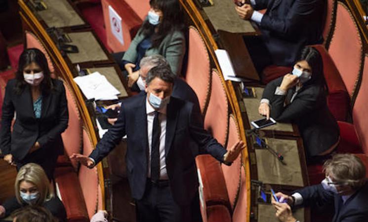 Crisi, adesso la palla passa all'arbitro Sergio Mattarella