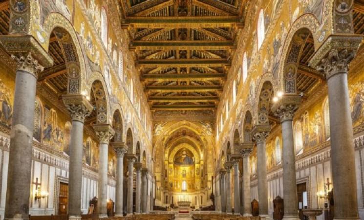 Duomo di Monreale, in streaming un concerto di Natale per lanciare un messaggio di speranza
