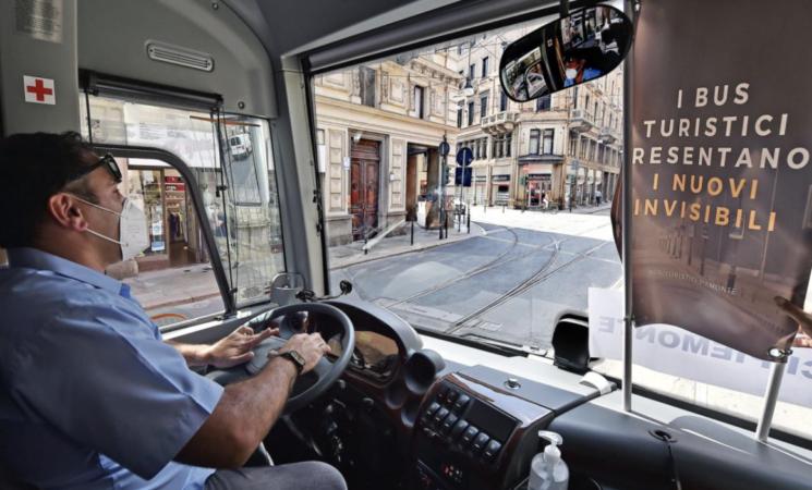 Bus turistici, delegazione incontra Gianfranco Micciché e Marco Falcone