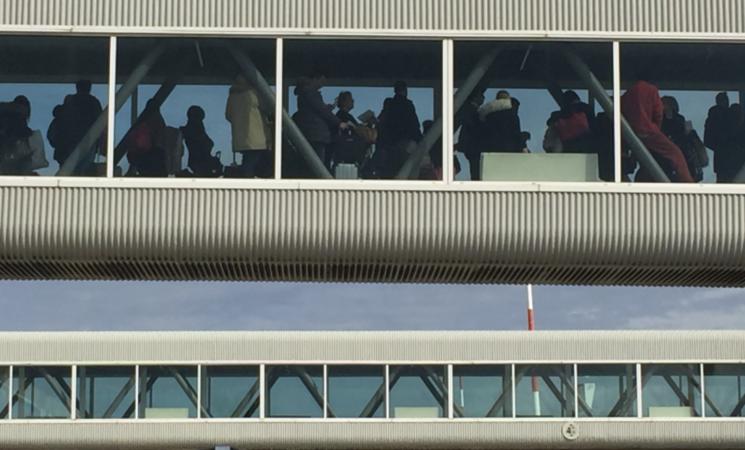Coronavirus, sopralluoghi negli aeroporti della Sicilia