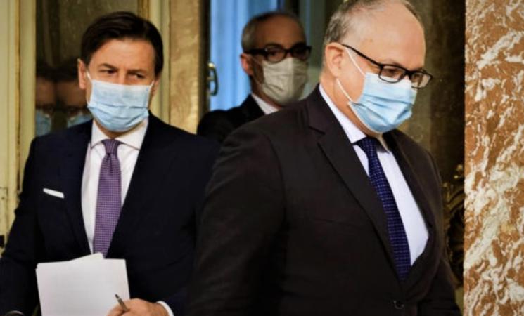 Mes, intesa nel Governo, ma sul Recovery Renzi sfida Giuseppe Conte
