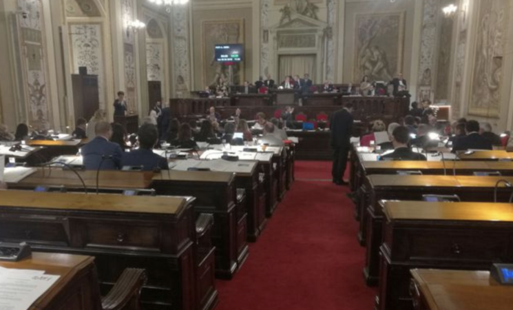 """Ars, demanio marittimo, ok al ddl, il Pd, """"privatizzazione selvaggia"""""""