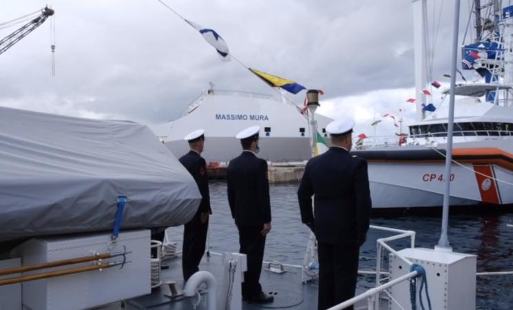 Messina, varata la nave inaffondabile per salvare naufraghi nelle tempeste