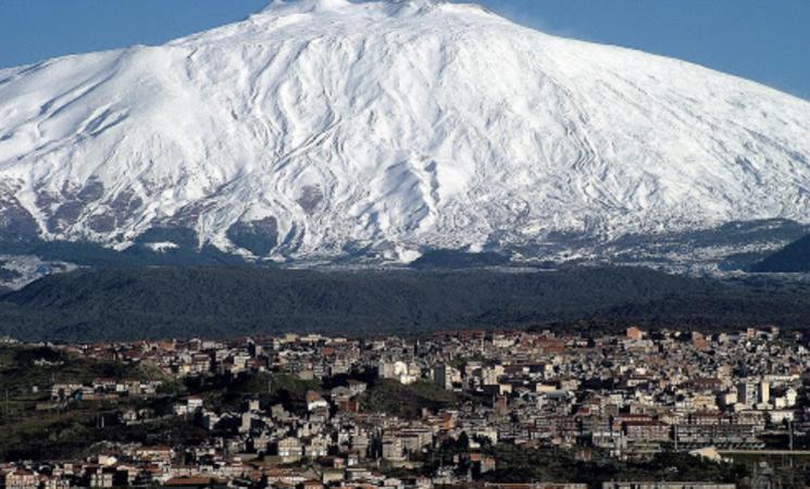 Terremoto di magnitudo 3 alle pendici dell'Etna
