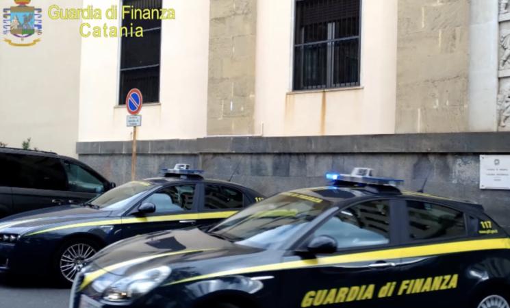 Mafia, operazione contro i clan Laudani e Santapaola